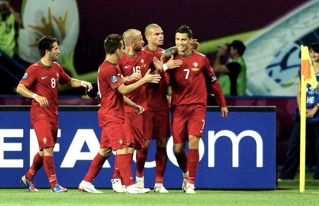 Euro 201: Portugal - Pays-Bas