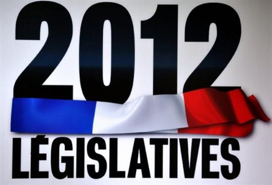 Elections Legislatives - France 2012