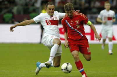 Russie - Pologne
