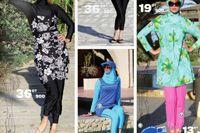 maillots de bain halal