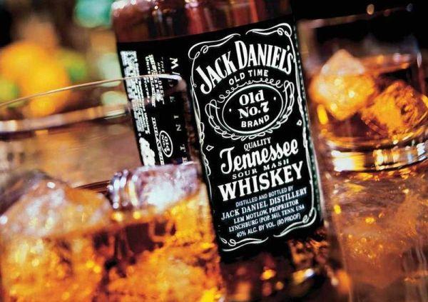 Jack Daniels - Whisky Alcool