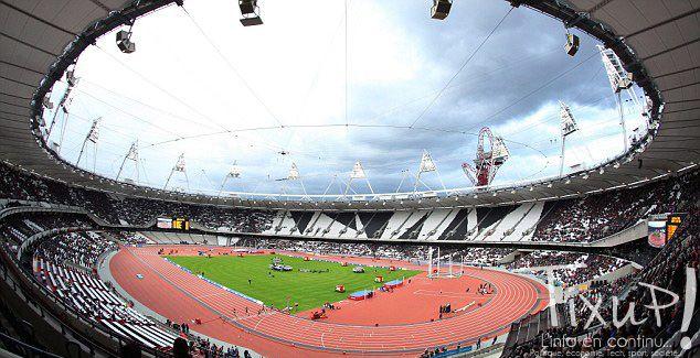 JO 2012 - Stade Olympique de Londres