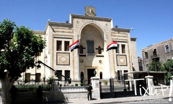 Palais Présidentiel - Damas - Syrie