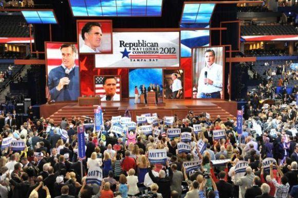 Mitt Romney - Tampa