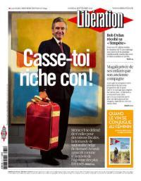 Bernard Arnault: Casse toi riche con