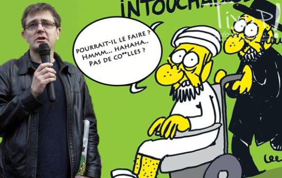 Charb - Charlie Hebdo