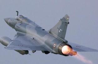 Avion de chasse - Mirage 2000-5