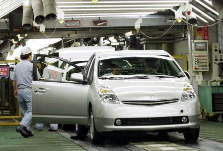 Usine Toyota