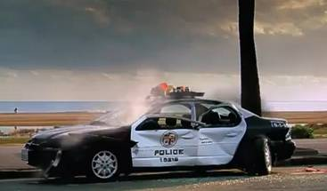 Vehicule Police - voiture