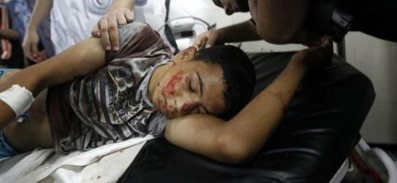 Gaza enfant