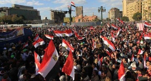 Place Tahrir - Caire - Egypte