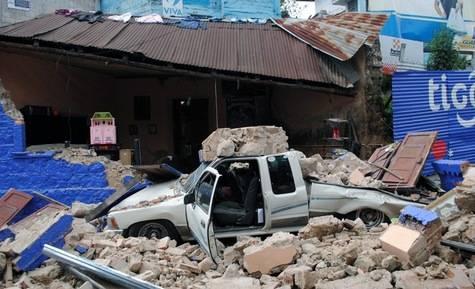 Seisme Guatemala