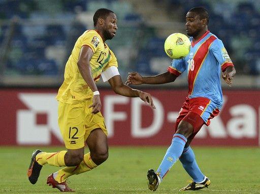 CAN 2013: Mali - RD Congo