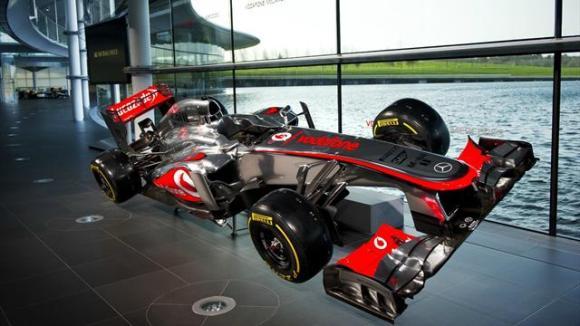 Formule 1: McLaren MP4-28