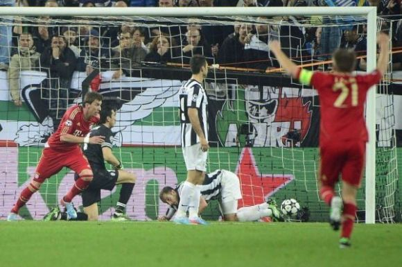 Bayern Munich - Juventus