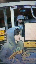 Attentat de Boston: Photo de l'un des suspects
