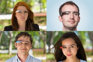 Google Glass, sortie prévue en 2014