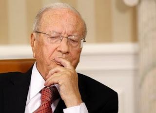 Inquiétude de Béji Caïd Essebsi quant aux changements dans l'Algérie et la Tunisie