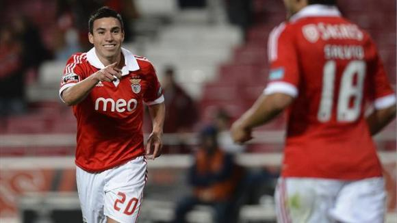 Benfica réussit sa demie pour une finale face à Chelsea