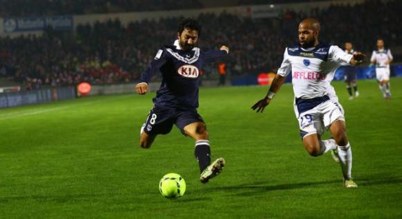 Coupe Troyes-Bordeaux