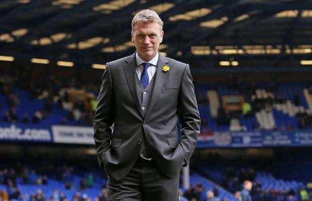 David Moyes, nouveau coach de Manchester United