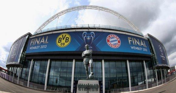 Finale Ligue des Champions - Wembley