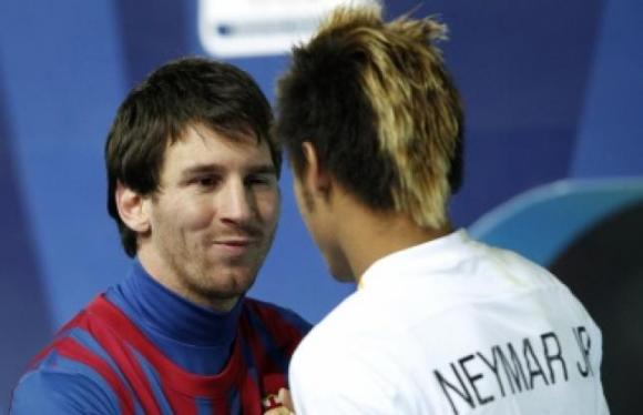 Liga - FC Barcelone : Interview exclusive de Neymar