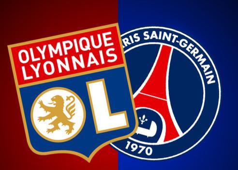 Match décisif : OL PSG ce soir à 21h