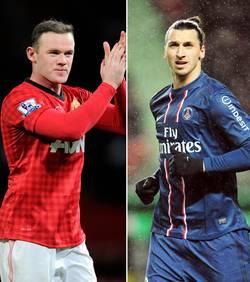 Transfert : PSG à l'attaque pour Rooney