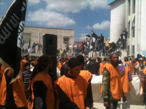 Urgent : Plan de secours, le meeting salafiste à lieu à cité Ettadhamen