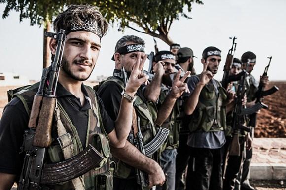 Syrie : Les terroristes réalisent qu'ils sont l'objet d'un complot !
