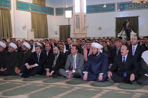 """Le Mufti de la Syrie : """" Beaucoup de Tunisiens seront bientôt libérés """""""