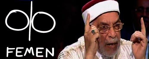 Tunisie : Abdelfattah Mourou ironise sur l'Affaire Femen