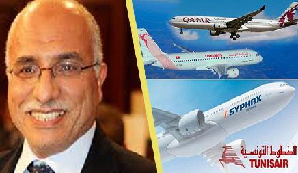 Abdelkarim Harouni Ministre du Transport / Gratuité du transport aérien pour les familles nécessiteuses résidentes à l'étranger
