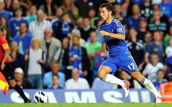 Chelsea - Première League : Hazard veut rattraper Messi