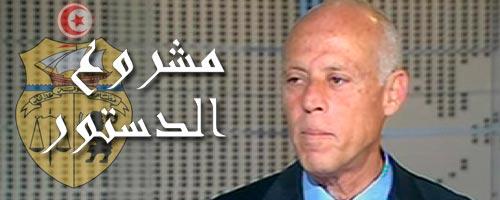 Kais Saied condamne la nouvelle Constitution
