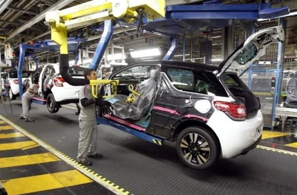 Les ventes des voitures neuves en baisse depuis un et demi