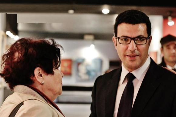 Salma Baccar à Ennahdha