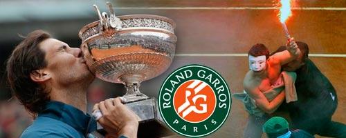 Roland Garros : 12 personnes arrêtées après les incidents (en vidéo)
