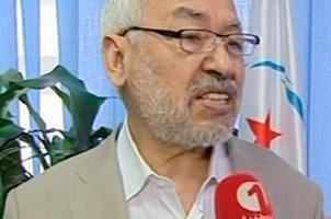 """R. Ghannouchi """" La Constitution est celle de tous les Tunisiens """""""