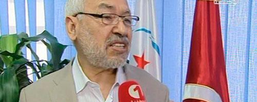 """Rached Ghannouchi """" La Constitution est celle de tous les Tunisiens """""""