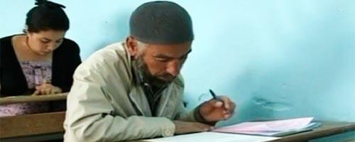 Un septuagénaire tunisien passe son Bac