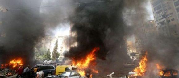 Liban: Attentat à la bombe dans la banlieue chiite de Beyrouth