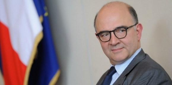 Pierre Moscovici, ministre des finances