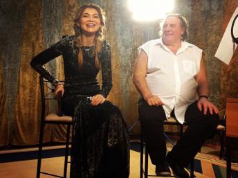 """«Je suis un homme libre. Je me sens chez moi partout en Europe"""", a déclaré Depardieu."""