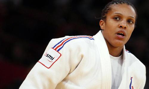 Lucie Décosse a disputé à Rio le dernier tournoi de sa carrière - Reuters