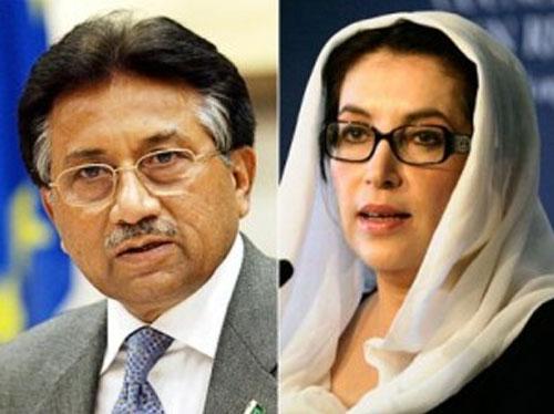 L'ancien président pakistanais Pervez Musharraf accusé du meurtre de Benazir Buto