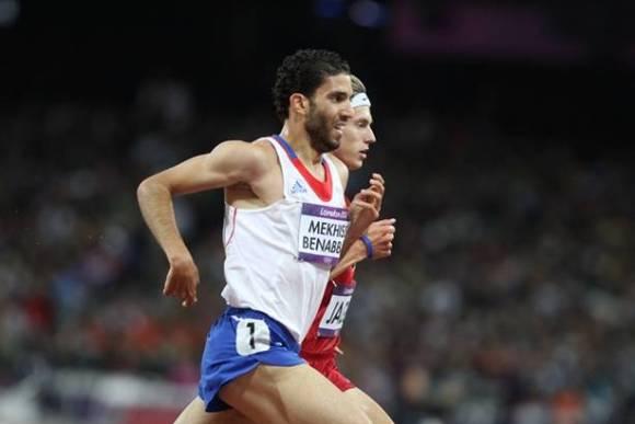 Mahiedine Mekhissi qualifié pour la finale du 3000m steeple