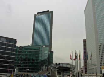 Siège de Technip au quartier de La Défense, Paris Wikimedia Commons