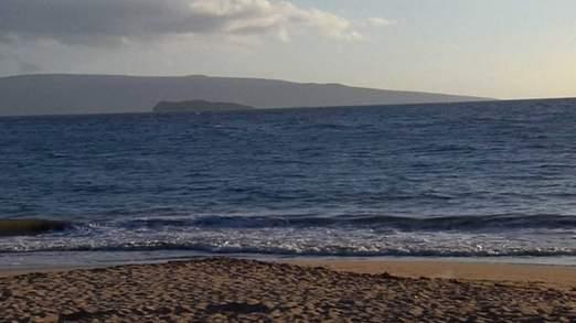 La plage où l'attaque a eu lieu